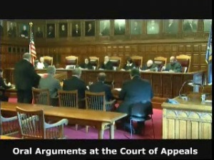 NY Court of Appeals Oral Arguments